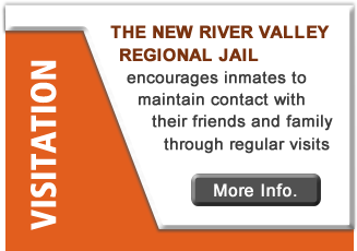 New River Valley Regional Jail | Inmate Search | Inmate Programs